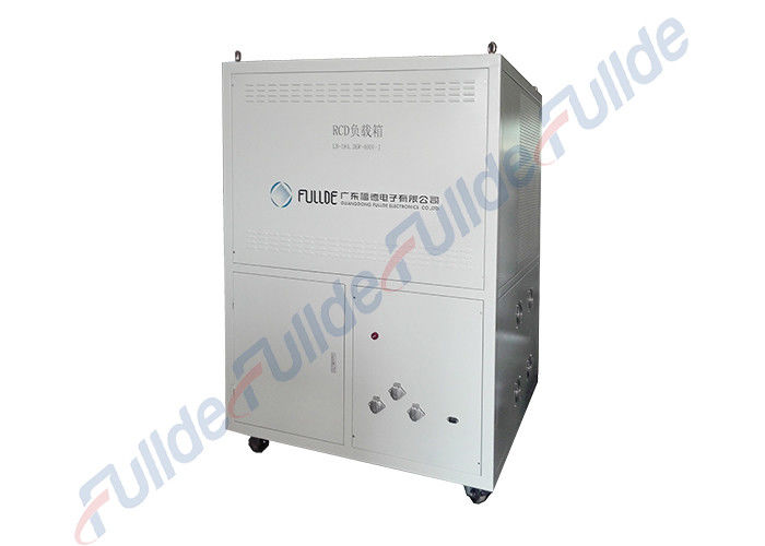 500KW 400V Generator Load Bank , Variable Load Bank For Generator Testing